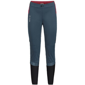 VAUDE Larice Pro Pants Women, bleu/noir